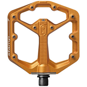 Crankbrothers Stamp 7 Large Pedals orange